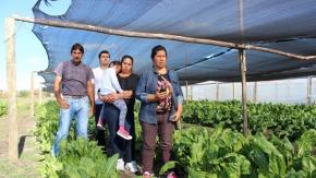 Conscripto Bernardi: Unión de familias para trabajar la tierra y generar susingresos