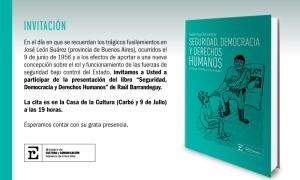 SEGURIDAD DEMOCRACIA DERECHOS HUMANOS