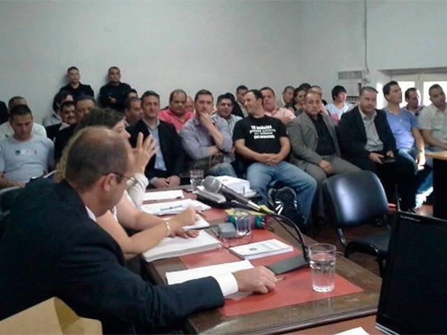 Juicio por sedición fiscalía pidió entre cinco y siete años de prisión para los imputados