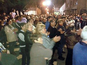 marcha policias tortura tala