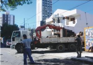 demolicion torre defensor del pueblo