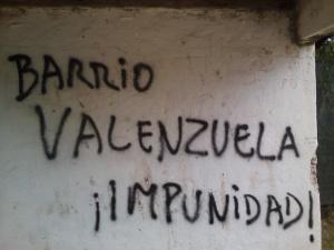 grafitti barrio feria
