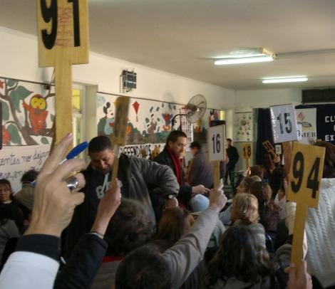 agmer sindicato docente huelga 72 hs