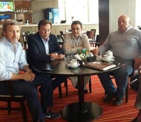 Dirigentes del Frente Renovador trabajan para Macri en EntreRíos