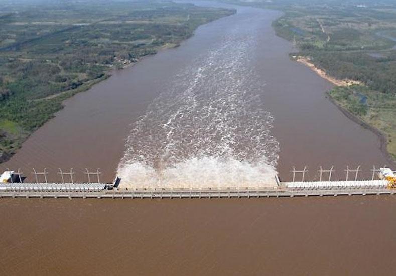 Salto grande represa