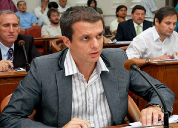 Enrique Cresto impulsor ley narcomenudeo