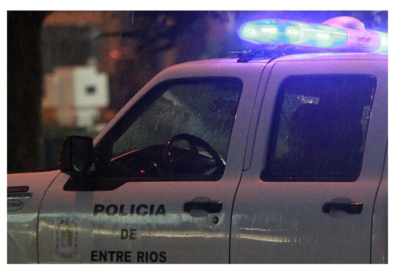 policia entre rios