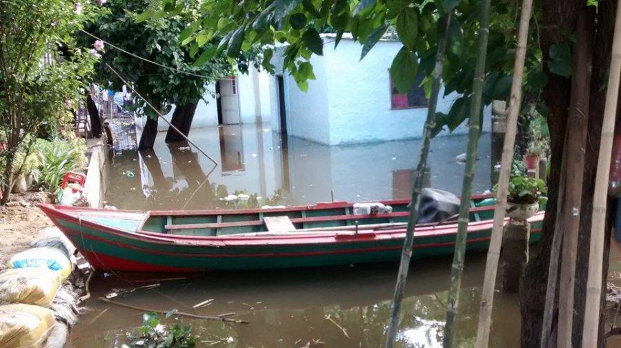 borde costero inundacion