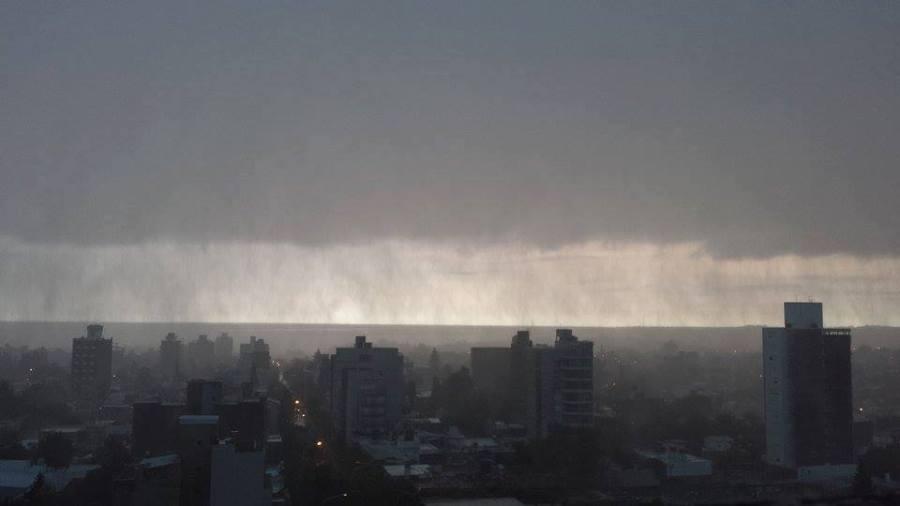 tormenta parana