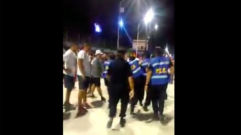 video policia de entre rios