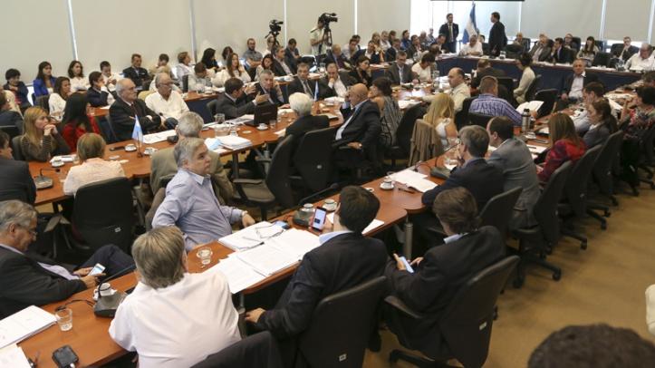 El proyecto por acuerdo buitre logró dictamen y se votará la próxima semana