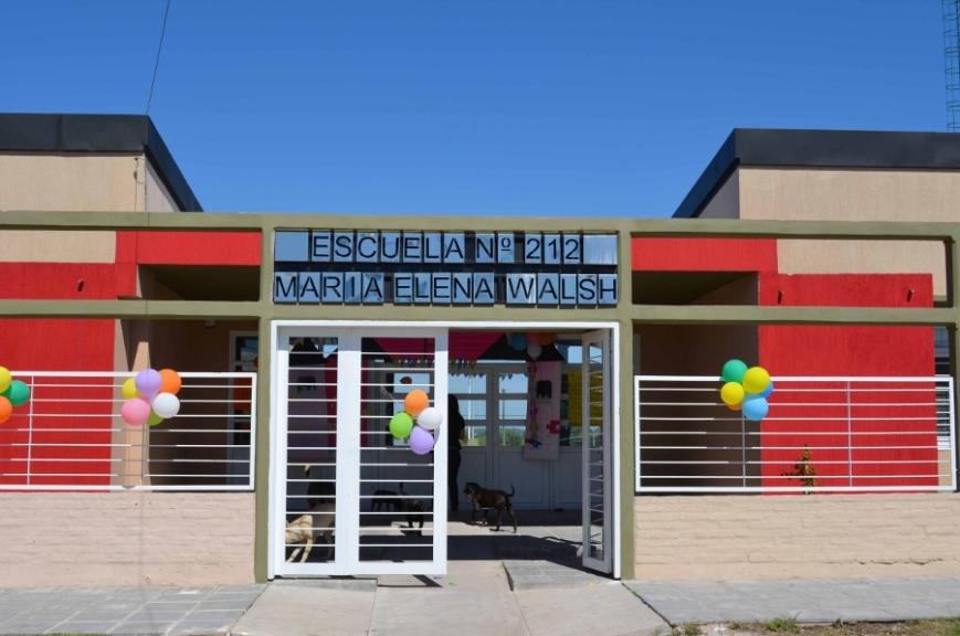 Escuela Maria Elena Walsh