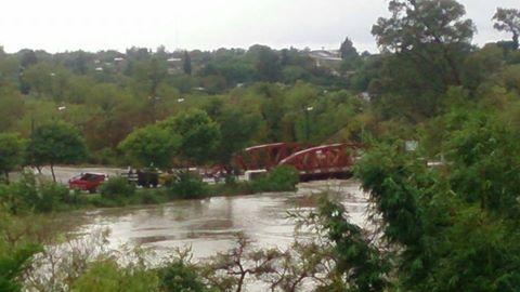 desborde arroyos