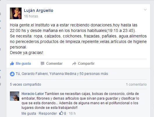 ifd donaciones