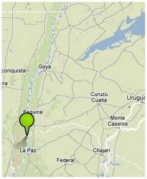 mapa macri