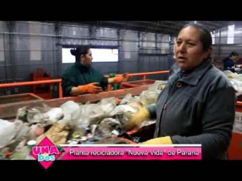 Reciclando residuos enParaná