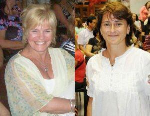 homenaje Marta Casaschi y a Susana Acevedo