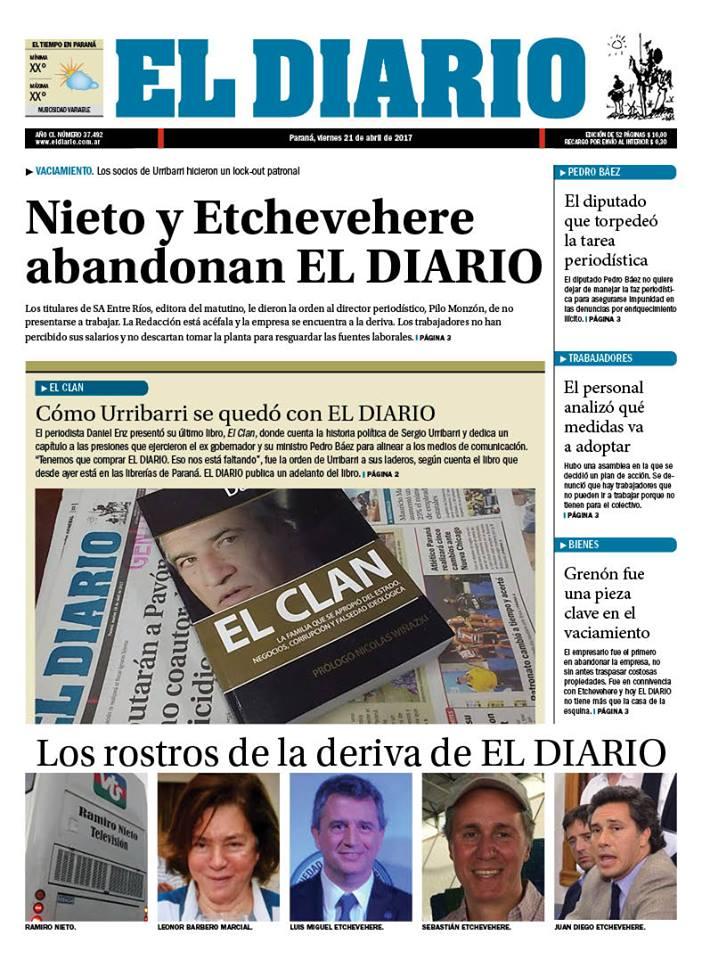 el diario parana nieto etechevehere