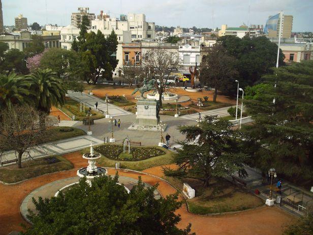 plaza parana