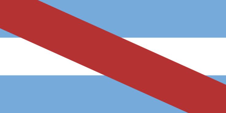 P11 - Bandera de EntreRios (1815)
