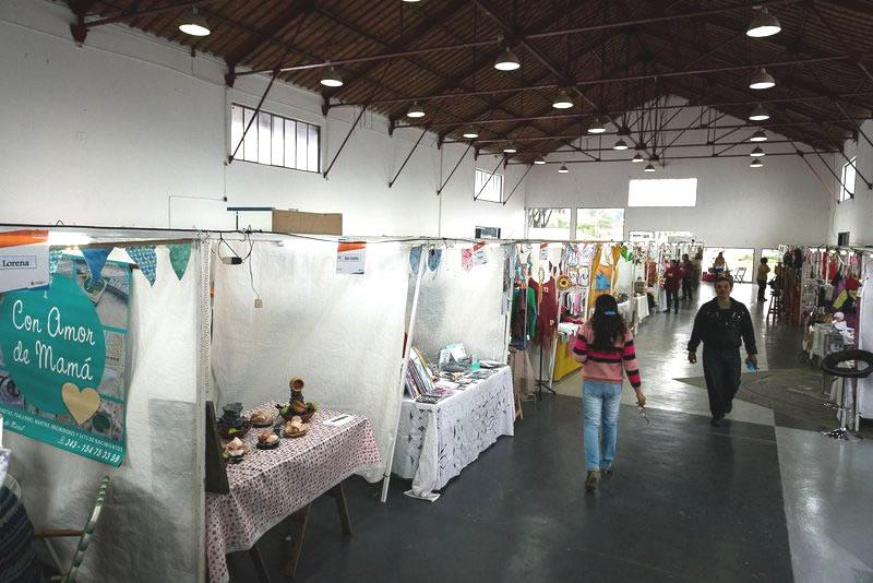 Hasta el 20 de julio, Feria de Emprendedores y Artesanos enParaná
