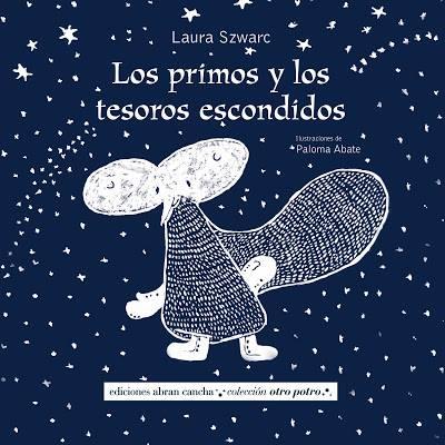 Libro Laura Szwarc 10 - Los primos y los tesoros escondidos