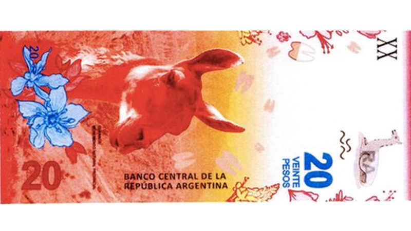 20 pesos completo