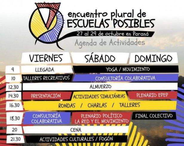 7 escuelas posibles