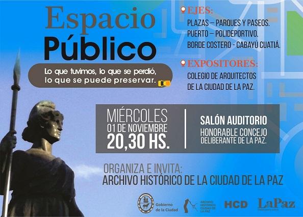 espacio publico