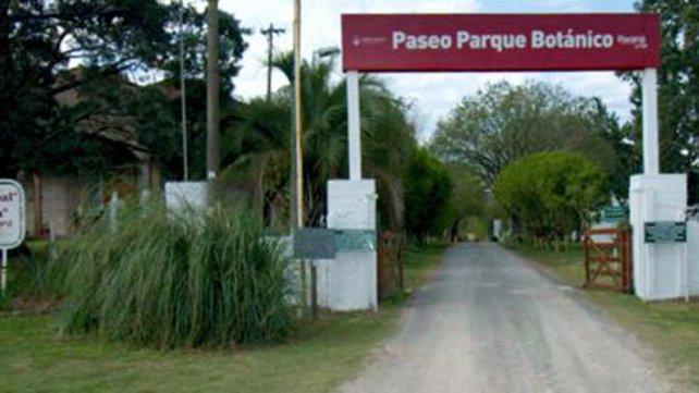 parque botanico concejales