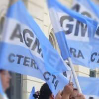 En Entre Ríos, la CTA en la vereda de enfrente
