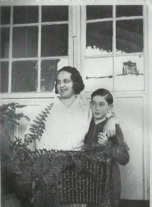 JEM y Madre 1932 martí