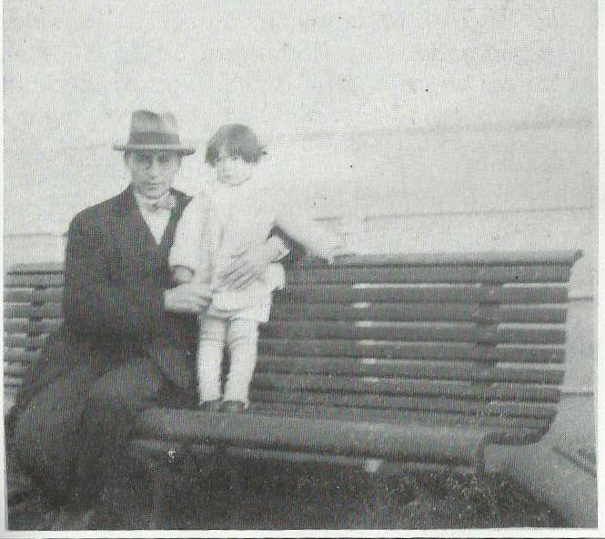jem y padre 1928 martí