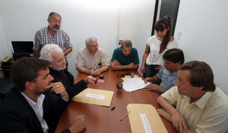 Sergio Varisco, en Colonia Avellaneda, Edgardo Dellizotti.jpg