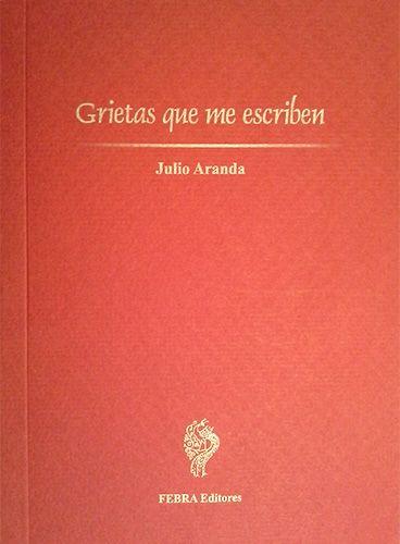 Libro Aranda 2 - Grietas que me escriben