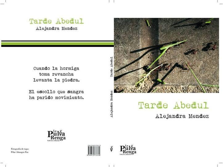 Libro Méndez Bujonok 2 - Tarde abedul (tapa y contratapa)