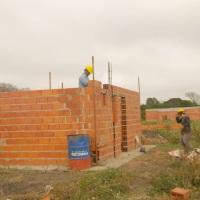 Reactivan obras de viviendas