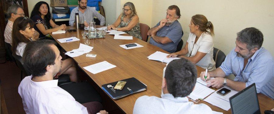 Se reunió la Comisión de Gestión del Foro de Agroecología