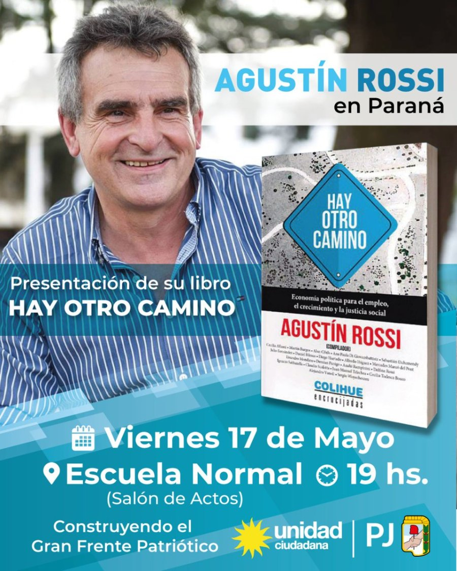 agustin rossi