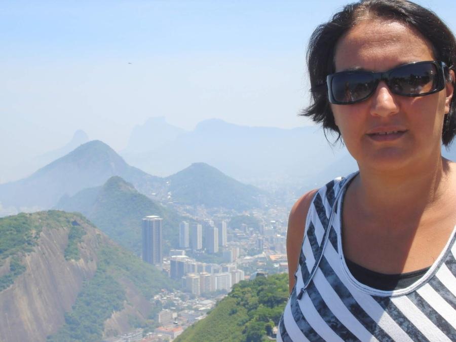 Alejandra Correa 16 - en Río de Janeiro, Brasil, 2009