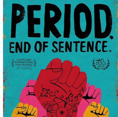 período menstruación