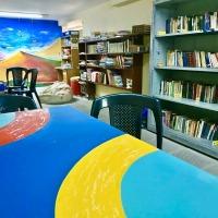 """Biblioteca """"Marisa Wagner"""""""