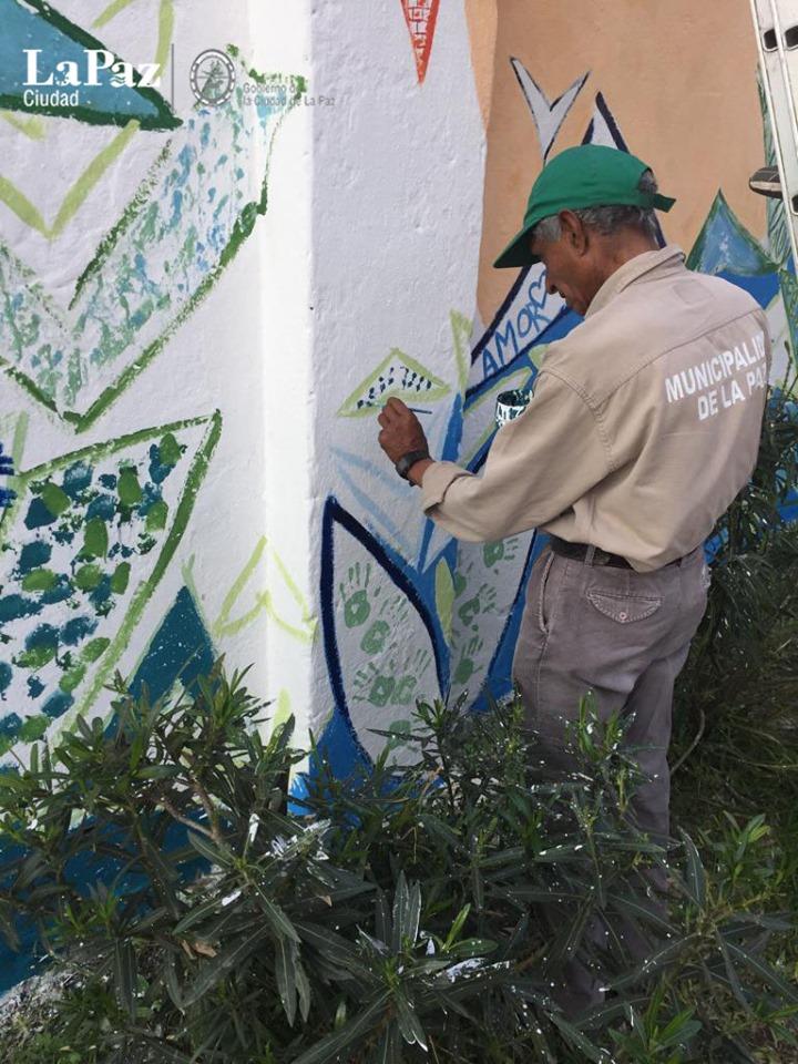mural morocho