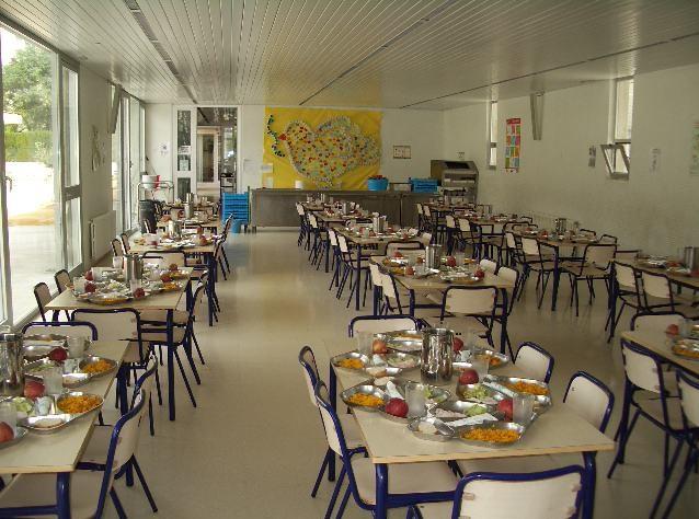 comedor escolar escuela