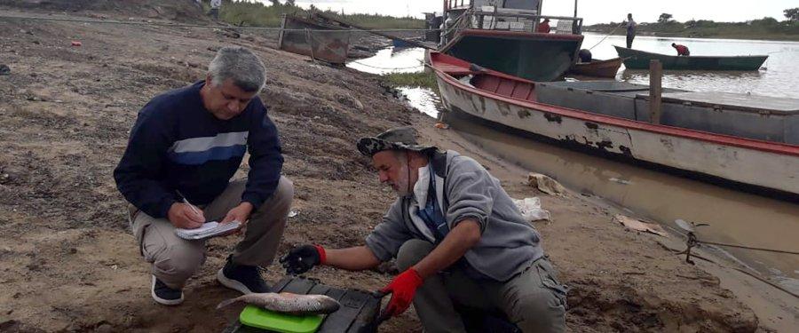 recurso pesquero pescador