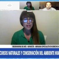 Belén Prado expuso en la Cámara de Diputados