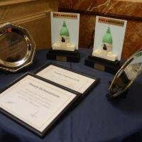 Entrega de Premios Parlamentario 2020