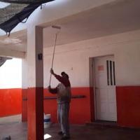 Refaccionan escuelas de zonas rurales