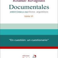 Nuevo libro sobre Literatura argentina